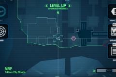 Mapa en el GamePad del Wii U