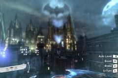 Batarang remoto controlado por GamePad