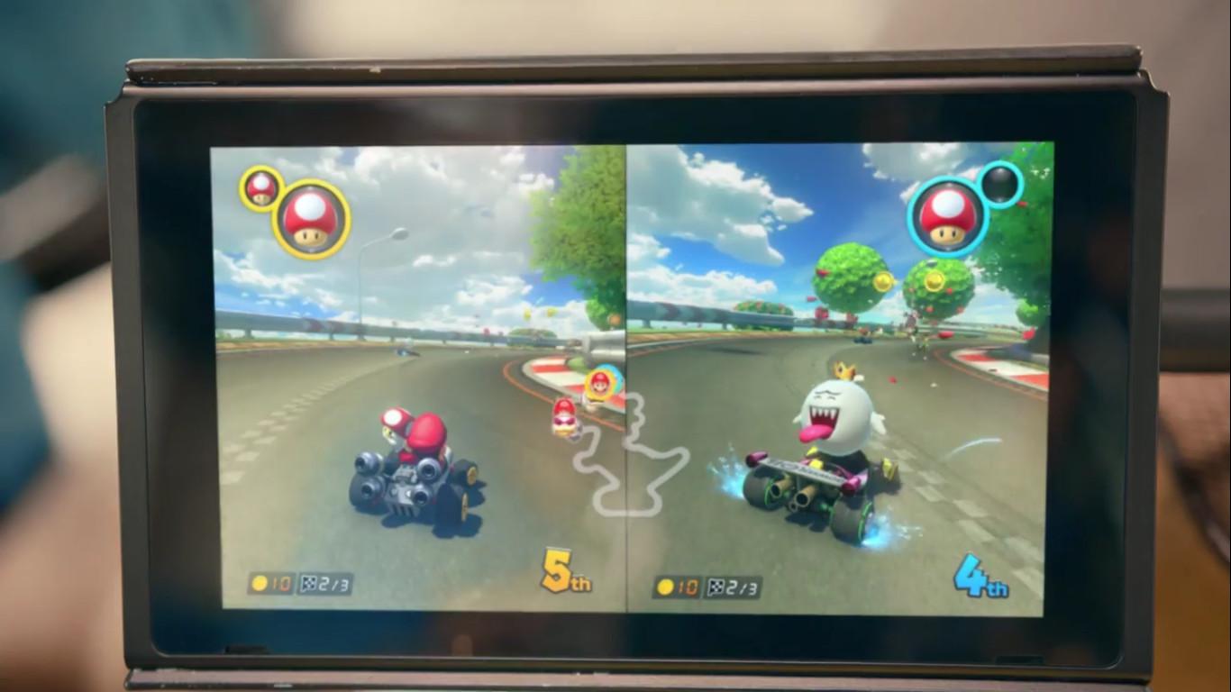 Mario Kart en Nintendo Switch