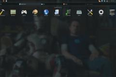 Homerun lanzador de aplicaciones para KDE