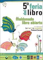 5ª Feria del Libro de Maldonado