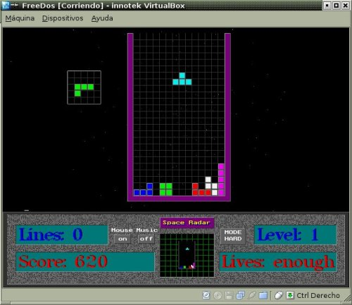 Star Tetris 2