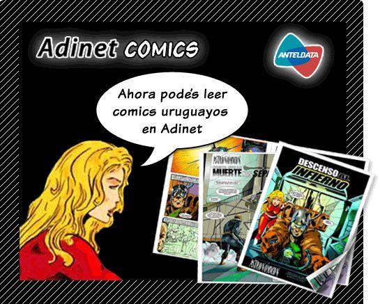 Adinet Cómics
