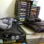 Parte de mi colección de Videojuegos