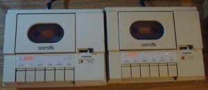 Caseteras Atari XC12