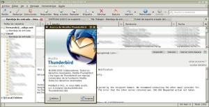 Mozilla Thunderbird 3 beta 1