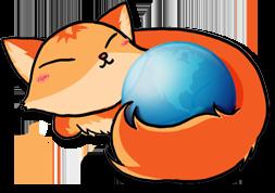 Mascotas Firefox - Foxmosa