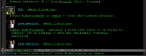 Emacs identica-mode