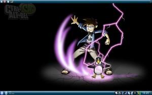 Debian GNU/Linux Sid - KDE 4.2.2
