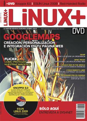 Revista Linux+ DVD - Abril 2009