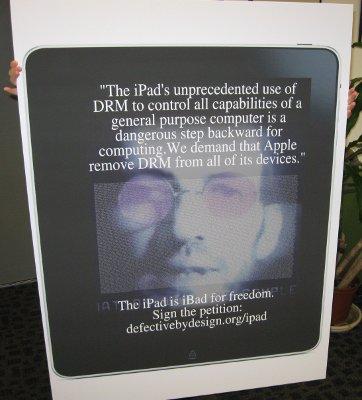 Petición iPad