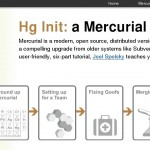 Hg Init: A Mercurial Tutorial