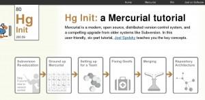 Hg Init: A Mercurial Tutorial
