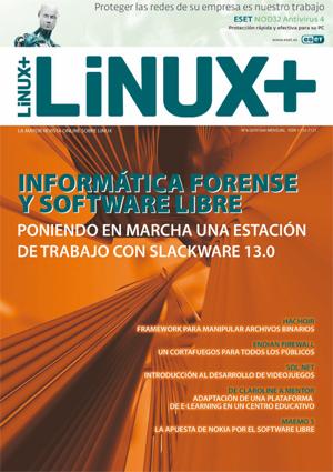 Revista Linux+ Abril de 2010