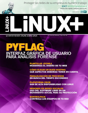 Linux+ Mayo 2010