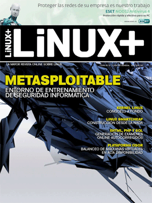 Linux+ julio 2010