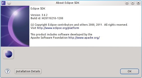 Eclipse 3.6.2