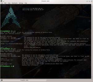 The Unarchiver - ArchLinux