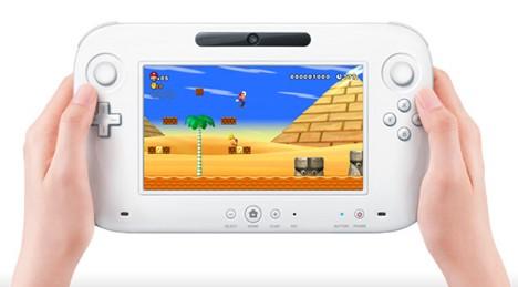 Control Nintendo WiiU