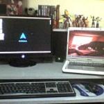 Synergy: ArchLinux con Debian