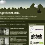 Bogotáconf 2011