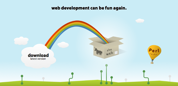 mojolicious: web development can be fun again