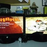 Shank - 2 monitores sin MetaModes