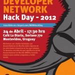 Mozilla Developer Network Hack Day Montevideo 2012