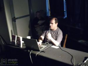 Andrés Accorsi Montevideo Comics 2012