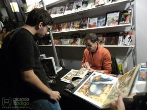 picandocodigo y Alfonso Azpiri