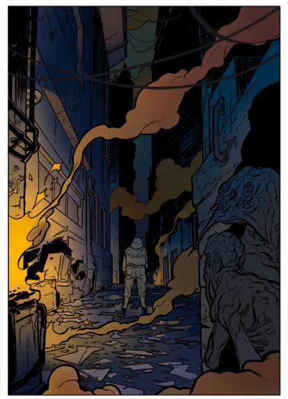 A plena luz del dia en la calle - 1 part 9