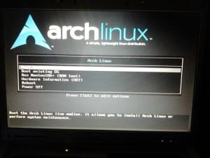 Hola ArchLinux