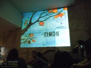 Simon - corto de Robert Lence
