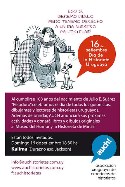 Día de la Historieta Uruguaya