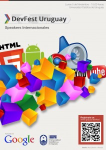 DevFest Uruguay 2012