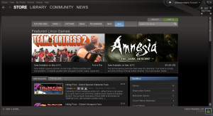 Steam en GNU/Linux
