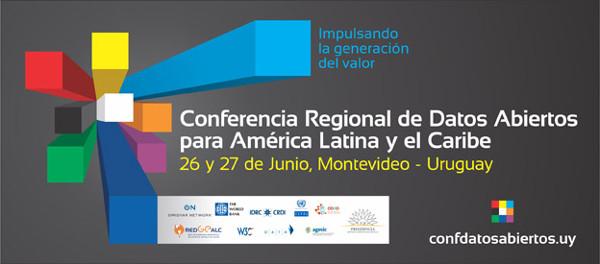 Conferencia Regional de Datos Abiertos para América Latina y el Caribe