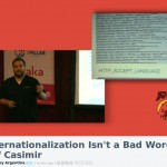 Jeff Casimir - i18n - RubyConf Argentina 2012