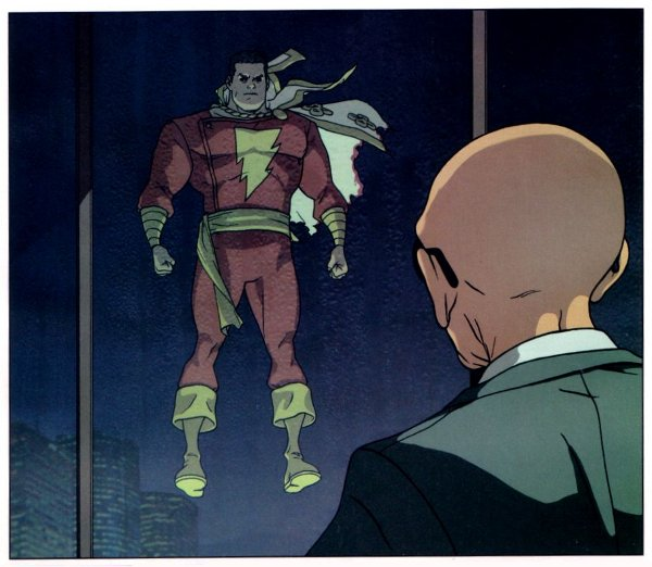 Captain Marvel - Sivana