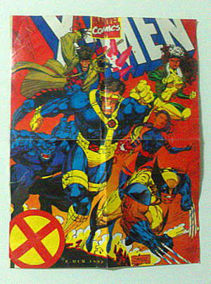 X-Men por Jim Lee