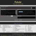 Rubular