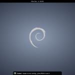 Debian testing + GNOME3