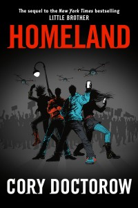 Homeland por Cory Doctorow
