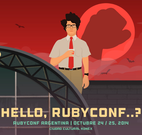 RubyConf Argentina 2014