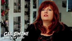 Gail Simone - She Makes Comics