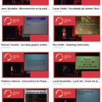 Videos RubyConf Argentina 2014