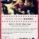 Girls Make Games Montevideo 2015