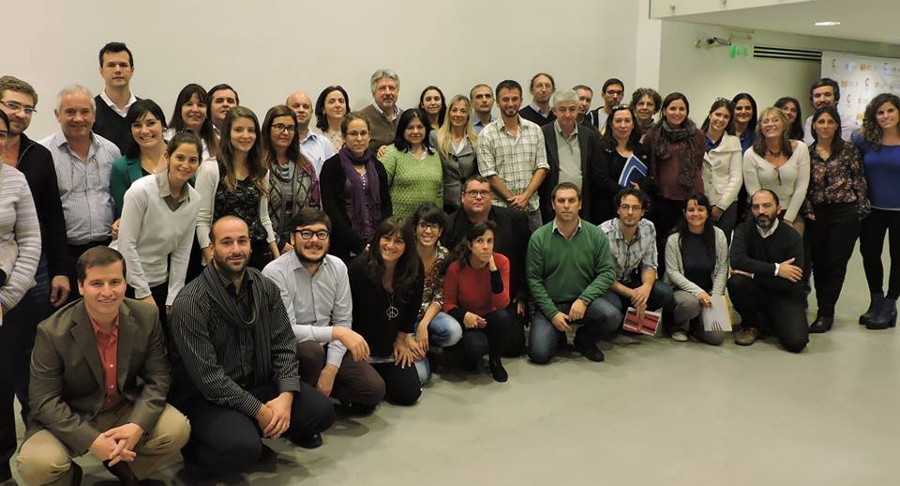 Asistentes taller AGESIC