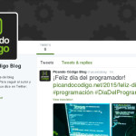 Picando Código Twitter