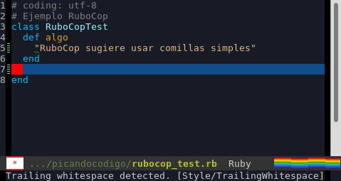 RuboCop Test